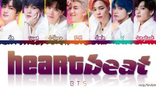 BTS (방탄소년단) - 'HEARTBEAT' Lyrics [Color Coded_Han_Rom_Eng]