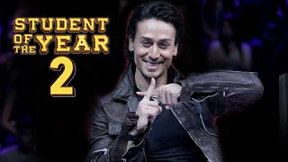 Tiger Shroff EXCITED About Student Of The Year 2