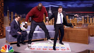 Jell-O Shot Twister with Shaquille O