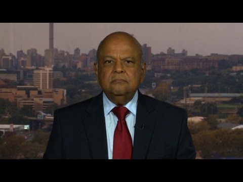 Amanpour interviews Pravin Gordhan fired South African m