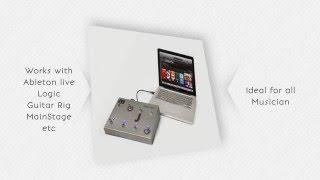 VerveTronix MOJO - USB MIDI Foot Controller