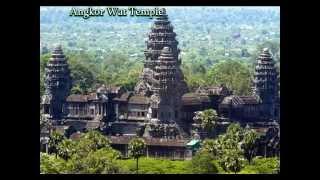 Angkor wat temple 7 wonders in the world