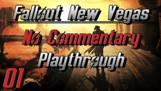 Fallout New Vegas - Part 1 (No Commentary)
