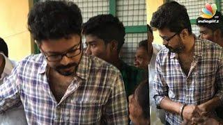 Secret behind Vijay Fan Death | Member of VIjay Makkal Iyakkam