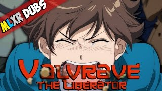 Valvrave the Liberator English Dub - Clip 1 (Episode 1) - MLXR Dubs