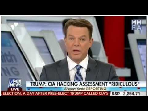 Fox News Anchor Calls Out Trump s RUSSIA HACKING LIES