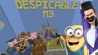 Minecraft XBOX - Hide and Seek - Despicable Me 3