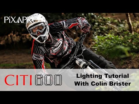 The Adventure Mountain Bike Photoshoot with Colin Brister (ft. CITI600)