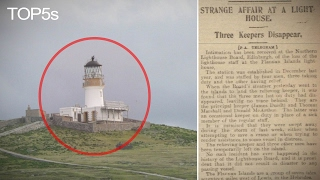 5 Extremely Creepy & Mysterious Unsolved Mysteries