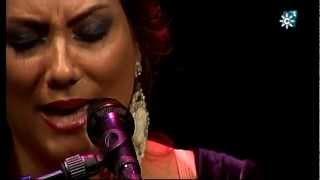 Marina Heredia - Gala Flamenca Homenaje Carmen Linares y Manolo Sanlúcar. Martinete
