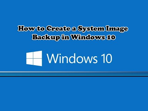 Xxx Mp4 How To Create A System Image Backup In Windows 10 3gp Sex