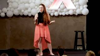 Removing Interference: The Power of Direct Connection  | Antonietta Alfano | TEDxRochester