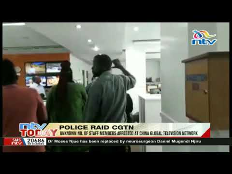 Xxx Mp4 Police Raid CCTV Offices Over Illegal Immigrants 3gp Sex