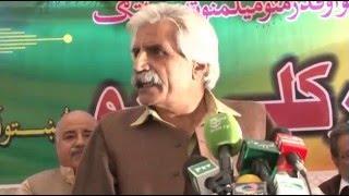 Dr. Khaliq Ziar Addressing gathering organized by Malakand Ababi Jirga