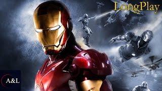 Iron Man - PC Longplay [4K]