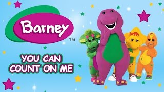 Barney Full Episode: You Can Count on Me