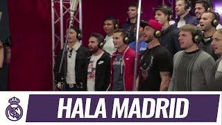 BEHIND THE SCENES: Making of 'Hala Madrid y Nada Más'