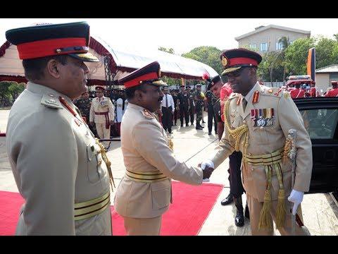 Xxx Mp4 New Sri Lanka Military Commander Assures Internal Mechanism To Probe War Crimes 3gp Sex