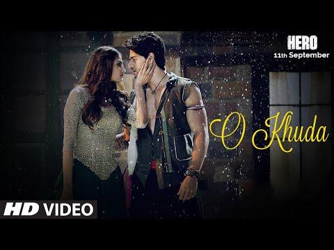 O Khuda VIDEO Song   Hero   Sooraj Pancholi, Athiya Shetty   Amaal Mallik   T-Series