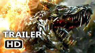 TRANSFORMERS 5 The Last Knight Official Trailer # 3 Teaser (2017) Action Blockbuster Movie HD