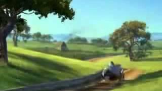 Burro cantando- caballo que mas le trote