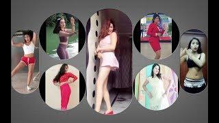 Beautiful Hot indian Girls Dance Part - 39