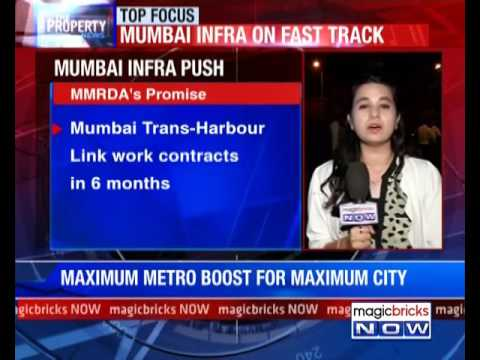 Maximum connectivity boost for Mumbai - The Property News