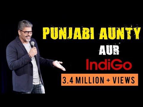 Xxx Mp4 Punjabi Aunty Aur Indigo Stand Up Comedy By Manish Tyagi 3gp Sex
