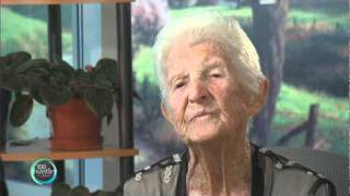 105 Year Old Lady Shares The Secret To Happiness
