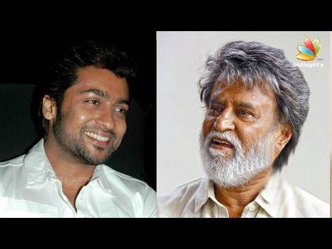 How is Surya the reason for Ranjith's Kabali | Hot Tamil Cinema News