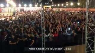 Neha Kakkar Live In Concert- Jaipur