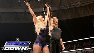 Natalya vs. Dana Brooke: SmackDown, 26. Mai 2016