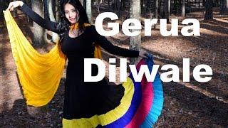 Gerua Dance Steps Dilwale