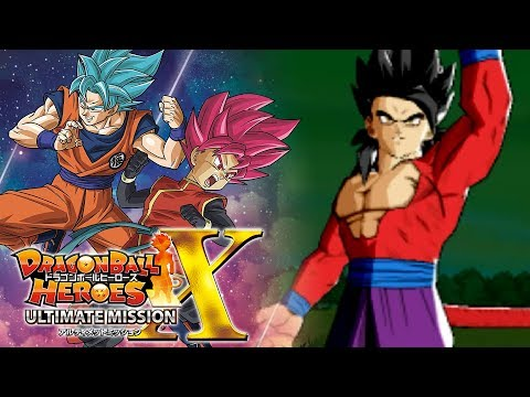 Xxx Mp4 BATTLING ALL FORMS OF ADULT GOHAN Dragon Ball Heroes Ultimate Mission X Gameplay 3gp Sex