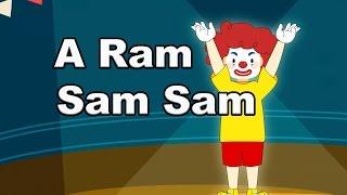 A Ram Sam Sam - Cantece pentru copii | CanteceleCopii.ro