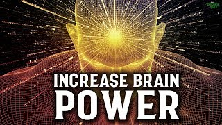 DUA TO QUICKLY INCREASE BRAIN POWER
