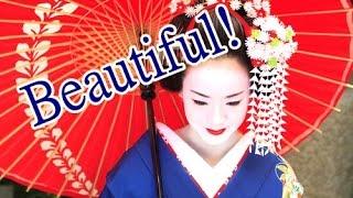 Beautiful! Japanese Geisha girls 1