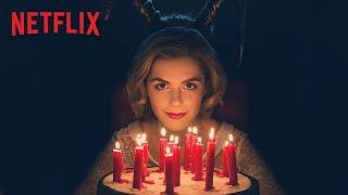 《莎賓娜的顫慄冒險》  前導預告:生日快樂   Netflix