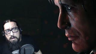 Death Stranding (Hideo Kojima) - Game Awards 2016 Trailer REACTION