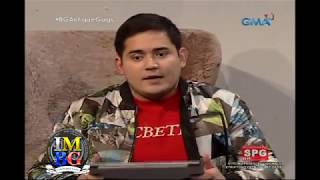 Bubble Gang: Sexy prepaid stripper