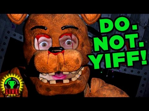 DON'T YIFF Foxy! - Dayshift at FNAF
