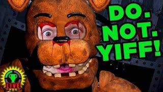 DON'T YIFF Foxy! - Dayshift at FNAF