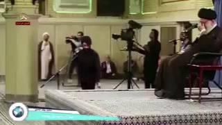 مراسم عزاء هاشمي رفسنجاني 👇هذا مو عزا هذا هز وسط 😂😂😂