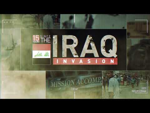 Xxx Mp4 15 Years Since The Iraq Invasion 3gp Sex