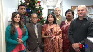 New Year's Message from Voice of America Bangla !