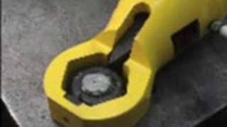 Fastorq Auto-Splitter™ Nut Splitter Double Cutting Head