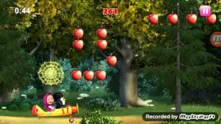 ★꼬마꼬마(kkoma)★마샤와 곰 비행기 게임 / Masha and the Bear