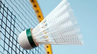 How to Do a Trick Shot aka Fake Shot | Badminton Lessons