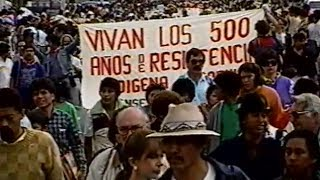 Rigoberta Menchú: Indigenous Rights in Guatemala (Documentary, 1992, VHS)