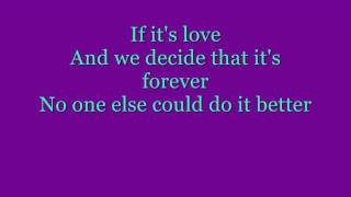 If It's Love- Train [Lyrics]